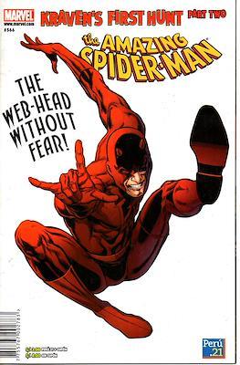 The Amazing Spider-Man (Grapas) #566
