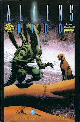 Aliens: Nido (Grapa 36 pp) #2