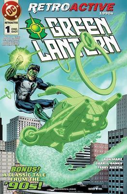 DC Retroactive. Green Lantern 1990's