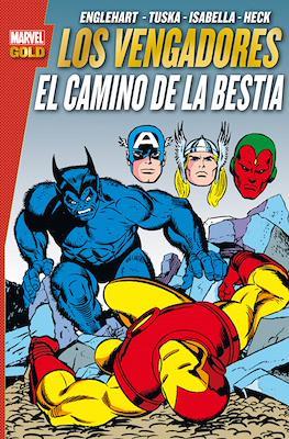 Los Vengadores. Marvel Gold (Rústica con solapas) #7
