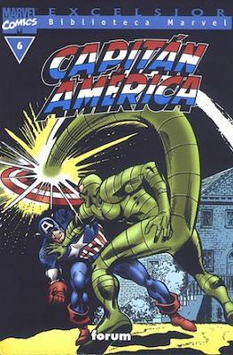 Biblioteca Marvel: Capitán América (1999-2000) #6