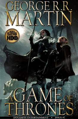 A Game Of Thrones (Comic Book) #7