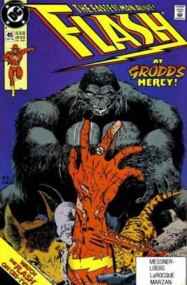 The Flash Vol. 2 (1987-2006) (Comic Book) #45