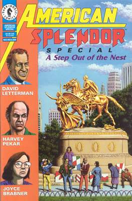 American Splendor Special: A Step Out of the Nest