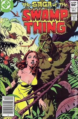 Swamp Thing (1982-1996) #8