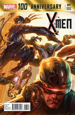 100th Anniversary Special: X-Men (Variant Cover)