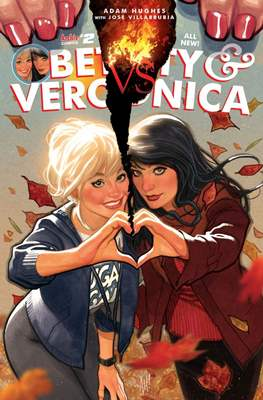 Betty & Veronica (2016-2017) (Comic-book) #2