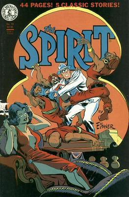 The Spirit (1983-1992) (Comic book. 32 pp) #10