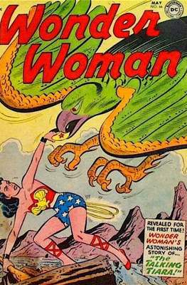 Wonder Woman Vol.1 (1942-1986; 2020-) (Comic Book) #66