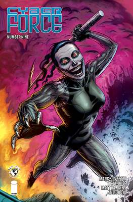 Cyberforce (2018-) (Comic book) #9