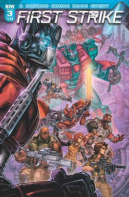 First Strike (Comic-book) #3