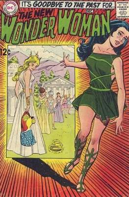 Wonder Woman Vol.1 (Comic Book) #179