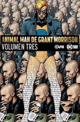 Animal Man de Grant Morrison (Rústica 224-240 pp) #3