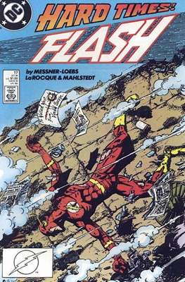 The Flash Vol. 2 (1987-2006) (Comic Book) #17