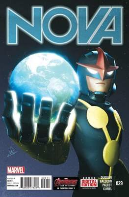 Nova Vol. 5 (Comic-Book) #29