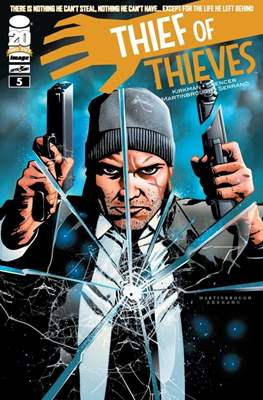 Thief of Thieves (Comic-book) #5