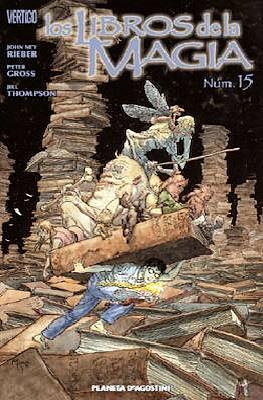 Los Libros de la Magia (Rústica 64 pp) #15