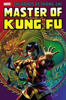 The Hands of Shang-Chi Master of Kung Fu #2