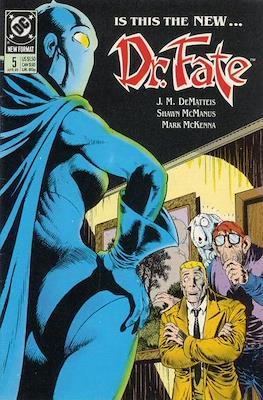 Doctor Fate Vol 2 (1988-1992) #5