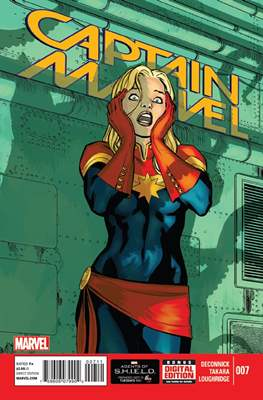 Captain Marvel Vol. 8 (Comic-Book) #7