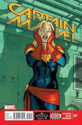 Captain Marvel Vol. 8 (Comic-Book) #7