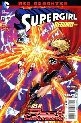 Supergirl Vol. 6 (2011-2015) (Comic Book) #29