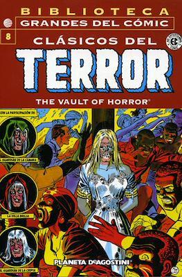 Clásicos del Terror. Biblioteca Grandes del Cómic (Rústica 160-176 páginas) #8