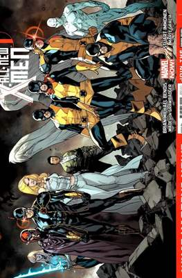 All-New X-Men (Comic Book) #1