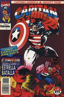 Capitán América & Thor el Poderoso Vol. 2 (1993-1994) (Grapa. 48 páginas.) #8