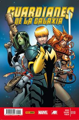 Guardianes de la Galaxia (2013-) (Grapa) #10