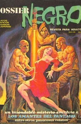 Dossier Negro (Rústica y grapa [1968 - 1988]) #116