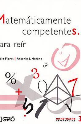 Matemáticamente competentes