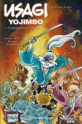 Usagi Yojimbo (Rústica 128-248 pp) #30