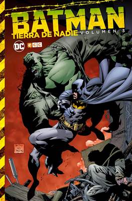 Batman: Tierra de nadie (Cartoné 368 pp) #3