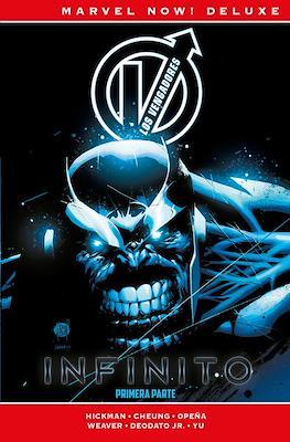 Los Vengadores de Jonathan Hickman. Marvel Now! Deluxe #3