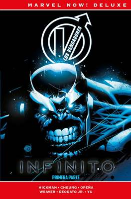Los Vengadores de Jonathan Hickman. Marvel Now! Deluxe (Cartoné) #3