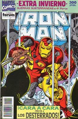 Iron Man vol. 2 Especiales (1991-1993) (Grapa. 64 páginas.) #1