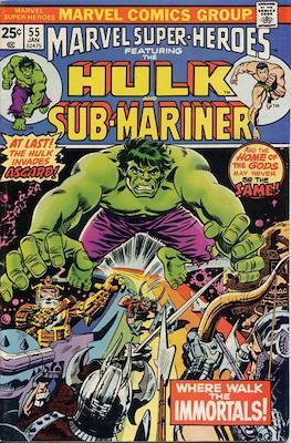 Marvel Super-Heroes (Grapa) #55