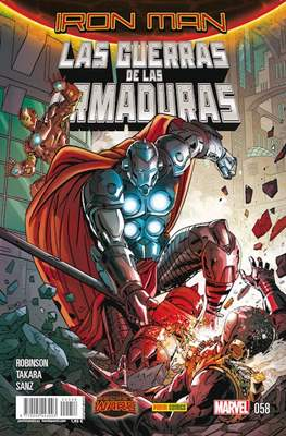 El Invencible Iron Man Vol. 2 (2011-) (Grapa - Rústica) #58