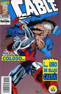 Cable Vol. 1 (1994-1995) #11
