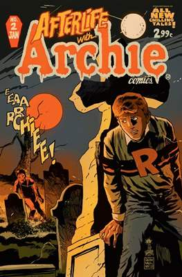 Afterlife with Archie (Comic-book) #2