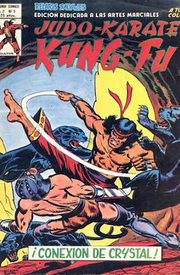 Relatos salvajes: Artes marciales Judo - Kárate - Kung Fu Vol. 2 #5