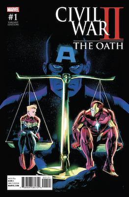 Civil War II: The Oath (Variant Cover)