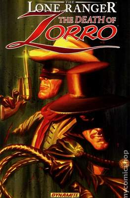 The Lone Ranger The Death of Zorro