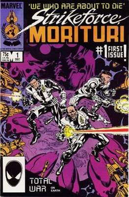 Strikeforce Morituri (Comic-book.) #1