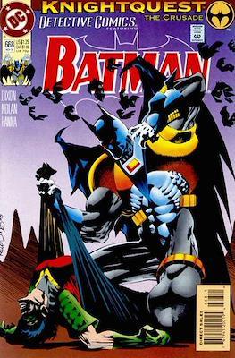 Detective Comics Vol. 1 (1937-2011; 2016-) (Comic Book) #668