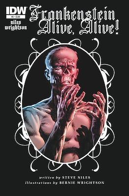 Frankenstein Alive, Alive! (Comic-book) #2