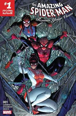 The Amazing Spider-Man: Renew Your Vows Vol. 2 #1