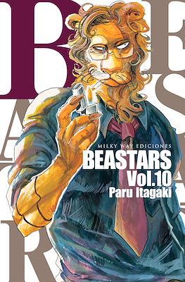 Beastars (Rústica con sobrecubierta) #10