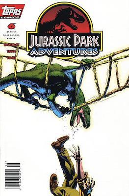 Jurassic Park Adventures (Comic Book) #6